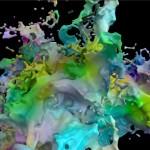 Splash mesh, color index 1.